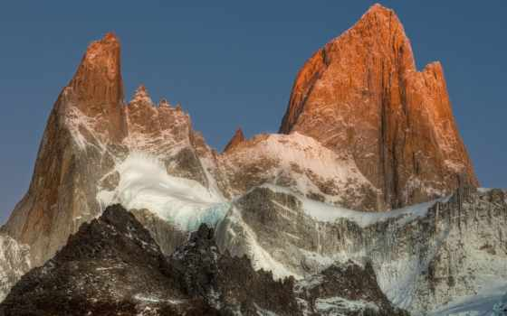горы, top, фоны, картинка, озеро, небо, кавказ, категории, oblaka, анды, winter,