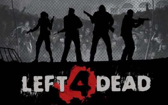 left, dead