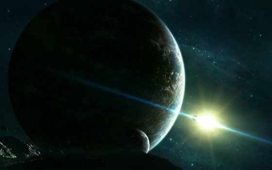 космос, stars