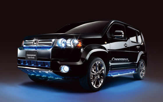 honda, crossroad, study, tokyo, style, lahore, with, specs, bumper, car, чип, тюнинг,