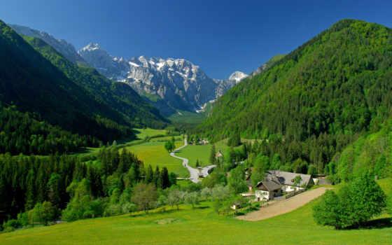 logarska, valley