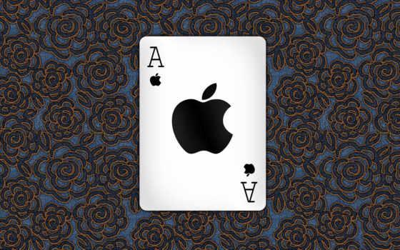 apple, map, logo