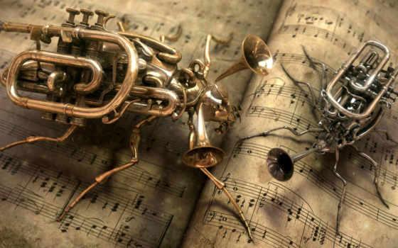 музыка, ноты, classic
