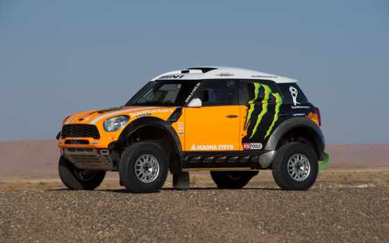 мини, cooper, dakar, рейд, rally, racing, pantalla, fondos, para, coches,