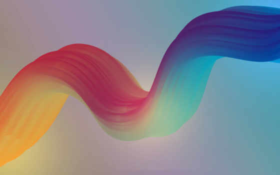 colorful, кривой, blue