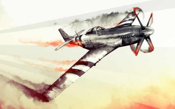 авиация, война