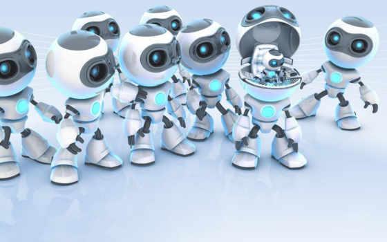 робот, роботы, robots, background, картинок, images, thumbnail, фона, набор, юмористических,