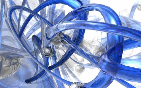 синее, art, blue, abstract, искривление, blast, big,