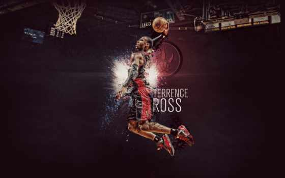 terrence, ross, raptors
