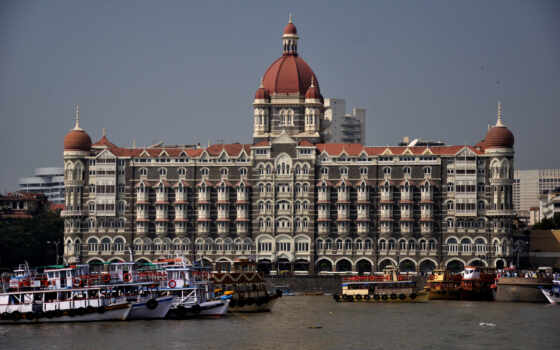 taj, mahal, дворец, hotel, india, mumbai, haunted, башня, hotels,