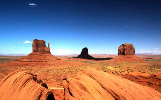 природа, памятник, долина