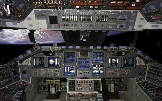 shuttle, cabin, шатла,