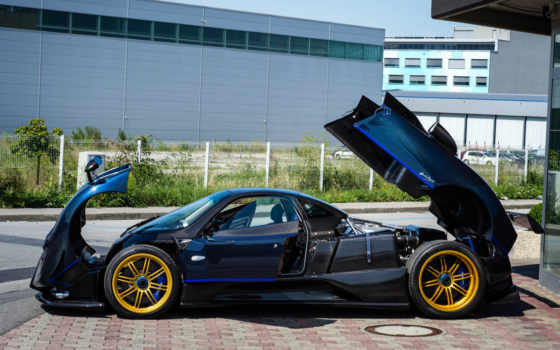 pagani, zonda, tricolore, взгляд, photos, side, открыть,