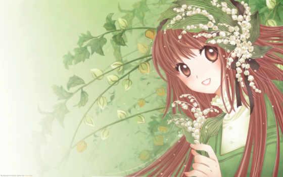 anime, kobato, картинка