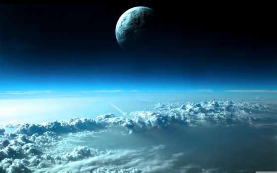 cosmos, которых, тег, всех, есть, широкоформатные, звезды, oblaka, planet, небо,