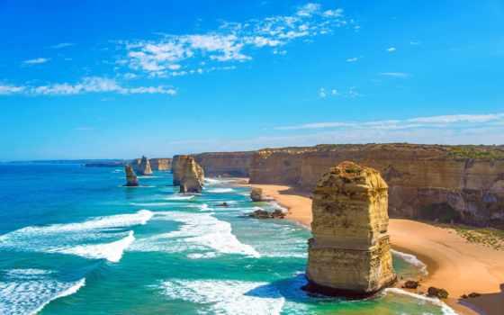 австралия, австралии, apostles