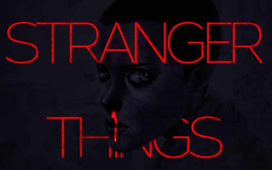 stranger, things, тв, серия, desktop, ecran, art,