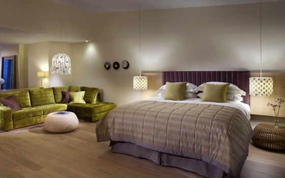 спальня, интерьер Фон № 20114 разрешение 1920x1200