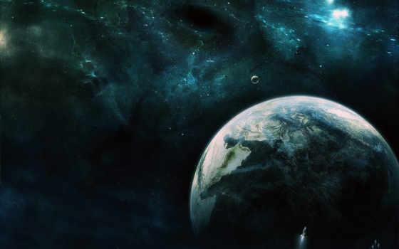 kosmos, vesmír,