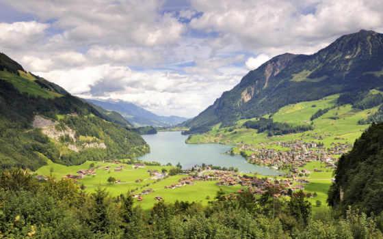 lungerersee, заказы, европа, stock, lungernsee, obwalden, внимание, москва, июнь, швейцария, lungern,