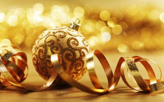 christmas, праздник, шар, лентачка,