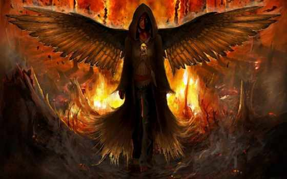 angel, hell