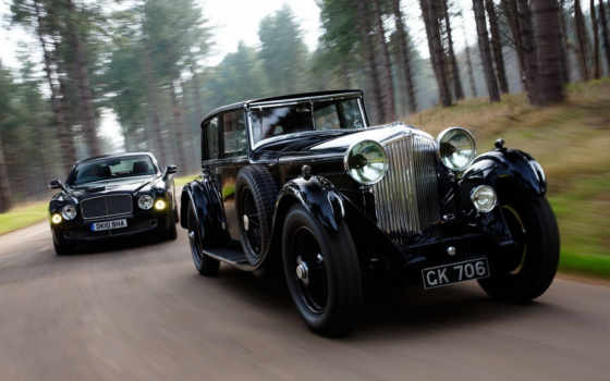 forest, speed, road, litre, mulsanne,