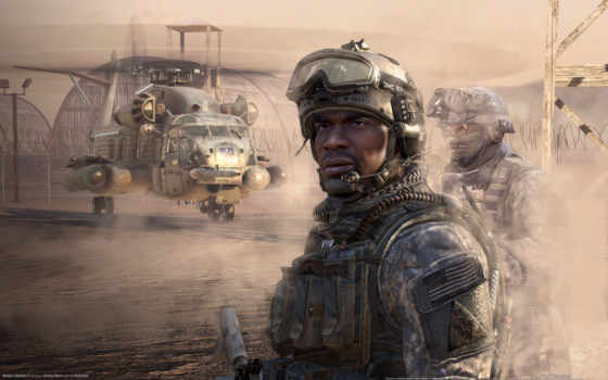 modern, warfare
