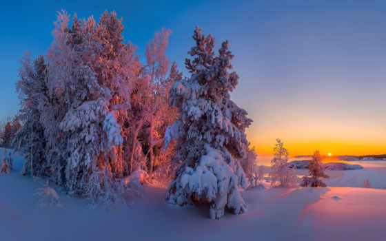 озеро, ладожское, карелия, winter, свет, карелии, красавица, лашков,