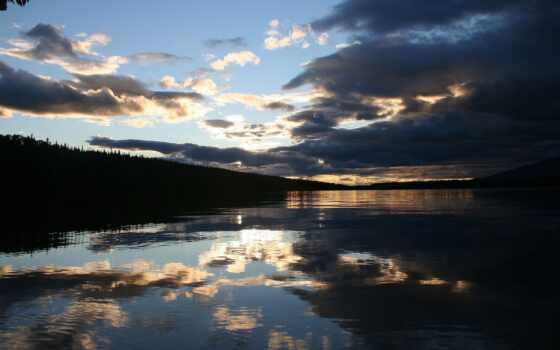 закат, красивый, landscape, fonwall, free, панда, summer, качественные, one, арта