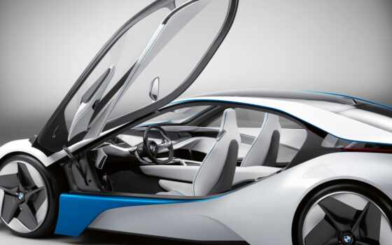 bmw, vision, efficientdynamics, фото, концепт, авт