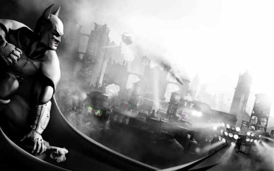 batman, arkham Фон № 33711 разрешение 2560x1600