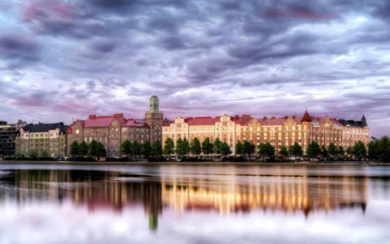 финляндия, helsinki, города, картинка,