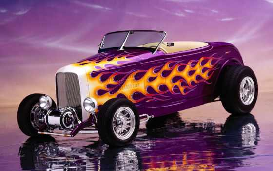 hot, rod, rods, ford, ipad,