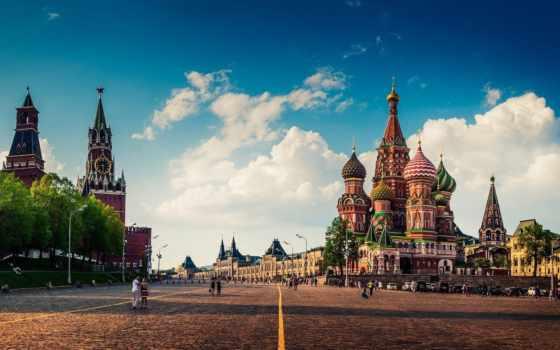 cathedral, василия, блаженного, basil, санкт, агент, москва, россии, кремль,