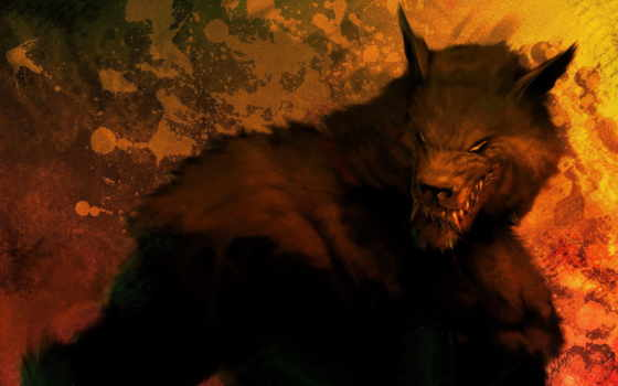 werewolf, волки, оборотни,