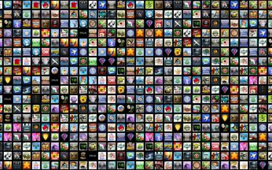 icon, games, lots