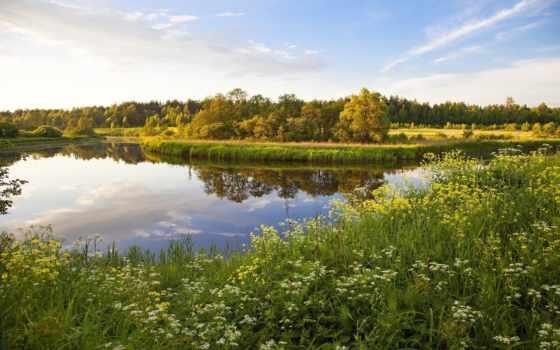 россия, природа, landscape