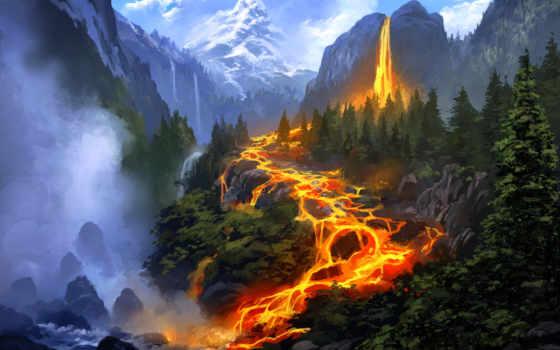 evolving, wilds, tarkir, dragons, land, библиотека, anime, card, mtg, поставить,