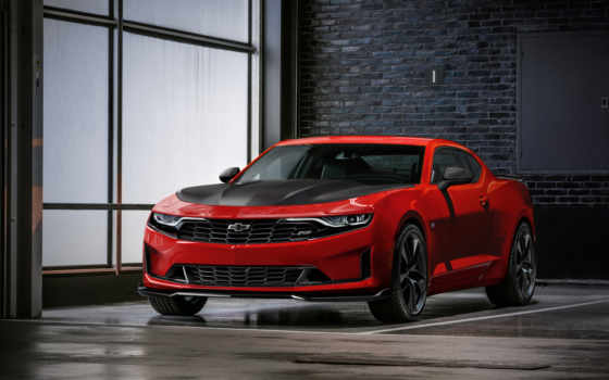 camaro, chevrolet, coupe, года, представила, спорткар, renewed, company, кузова, обновленные,