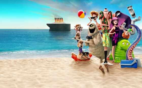 hotel, transylvania, vacation, summer, сниматься, movie, впервые, характер, cartoon, горизонт, альфа