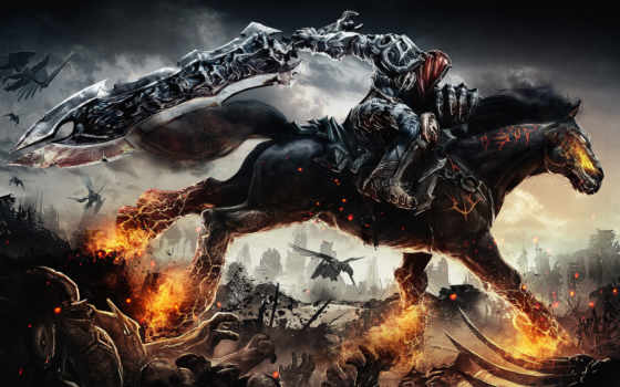 game, darksiders