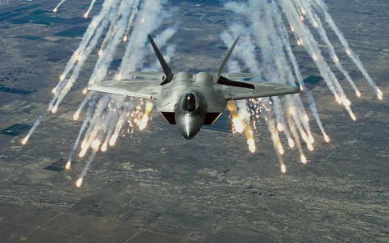 raptor, истребитель, ввс, свой, вводить, начали, боевой, модернизированные, сша, новый, американские, получили, состав, пятого, марта, поколения,