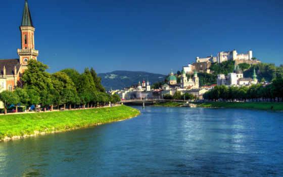 salzburg, австрии, австрия