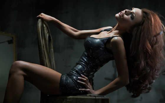 девушка, devushki, стуле Фон № 113675 разрешение 1920x1200