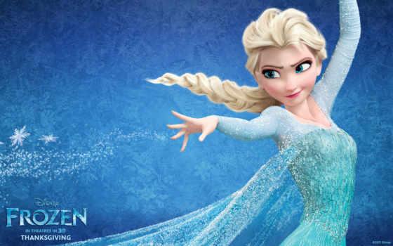 elsa, frozen, анна