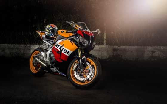honda, cbr, rr, repsol, bike, мотоцикл, supersport, bikes,