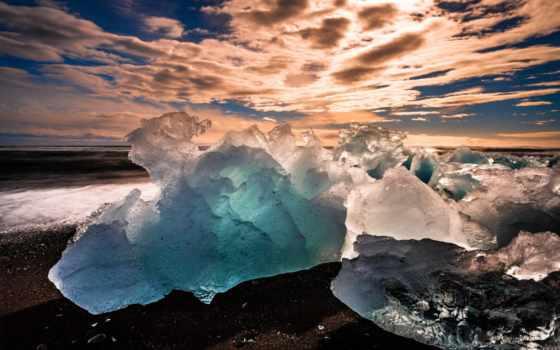 iceland, фон, лед, gb, йога, pro, del,