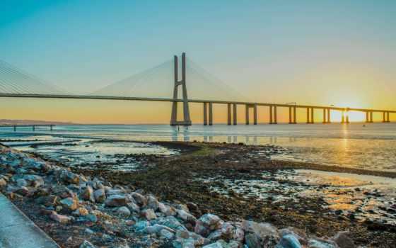 vasco, gama, мост Фон № 172177 разрешение 2560x1600