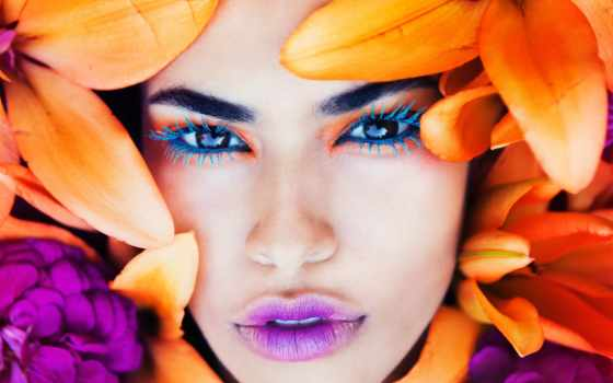 лицо, favorite, photos, красавица, макияж, elizabeth, лилии, flickr,